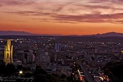 GIRONA (david A.F Photography) Tags: sunset españa canon atardecer spain girona catalunya cataluña espanya sigma1020mm canoneos40d davidafphotography