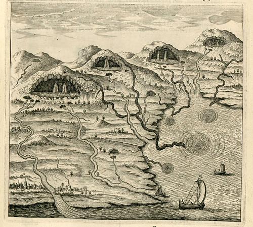 016- pag 280 - Mundus subterraneum- origen de los rios