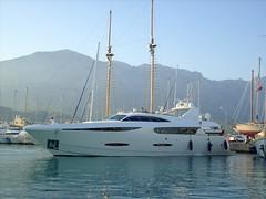 S7301728 (ERTURUL TEOMAN YALINKAYA) Tags: sea marina turkey boat yacht antalya deniz yat kemer trkizmarina