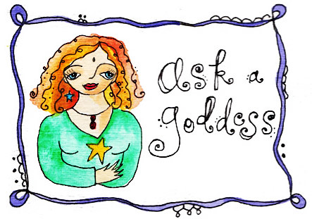 Ask a Goddess: Affirmations in our own language | Leonie Dawson