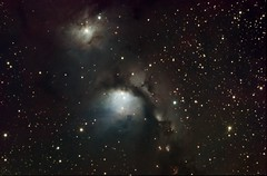 M78 (-mrh) Tags: nebula orion st8xme m78 ngc2068 Astrometrydotnet:status=solved 8inf45 mach1gto Astrometrydotnet:version=10145 Astrometrydotnet:id=alpha20081256858145 mcneilsnebula