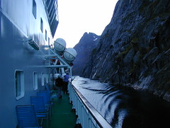 Leaving Trollsfjord