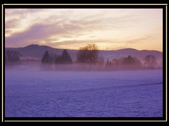 Winter - yesterday , Nebel ber den Feldern (roba66) Tags: winter night landscape landschaft leonberg winterlandschaft abends badenwuerttemberg beautifulphoto theperfectphotographer astoundingimage flickrbestpics absolutelyperrrfect