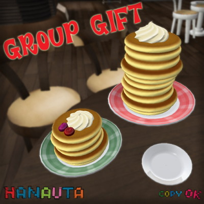)) HANAUTA (( group gift