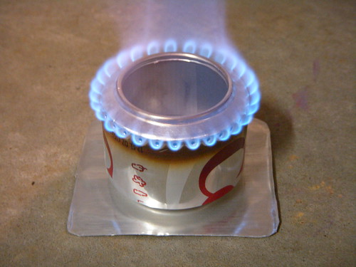 how to cook coke on the stove