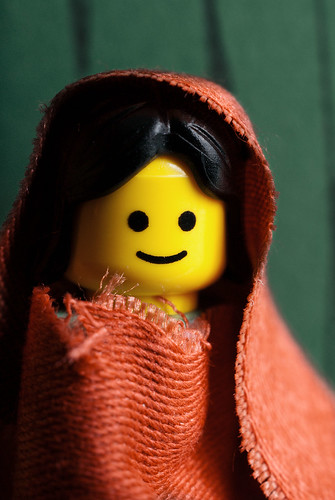 Afghan Girl (by Balakov)