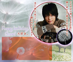 Shoon's 20th birthday header