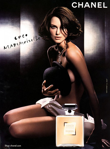 Chanel advertisements