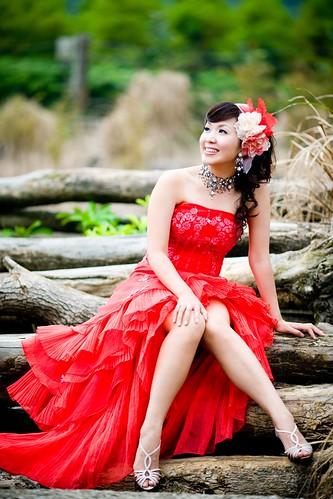 美麗的婚紗照020