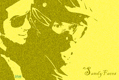 Sandy Faces =P (BLUE ( ! )) Tags: boys one this sand faces sandy moto p liked  sealine