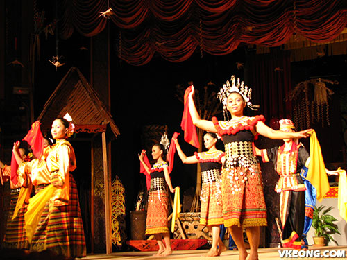 bidayuh-dance