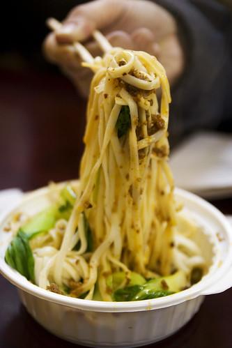 noodle shot