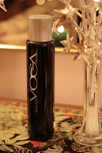 VOGA wine bottle