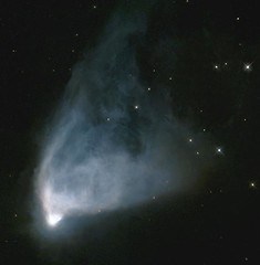 Hubble's Variable Nebula (Hubble Heritage) Tags: reflection heritage nebula astronomy hubble variable hst monoceros