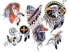 cherry_060 (Good Luck Tattoo Studio) Tags: flores sol tattoo coraes maori beijaflor tatuagem feminina fadas tribais