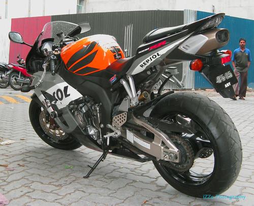 honda cbr. Honda CBR 1000RR