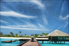 (Sh@mpoo) Tags: sea holiday beach relax sony tourist resort shampoo maldives ahsan a700 flickrdiamond alpha700 shmpoo mohamedahsan