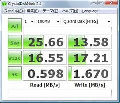 FreeNas-RAID1-iSCSI Benchmark