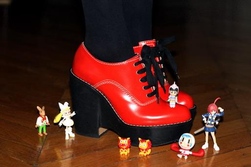 Chloé boots 1