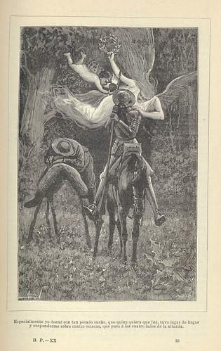 027-El Ingenioso Hidalgo Don Quijote de la Mancha- Saturnino Calleja 1904