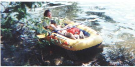 Spy Pond, Arlington, MA, 1988