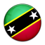 Flag of Saint Kitts and Nevis PNG Icon