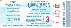 World Series, 1966
