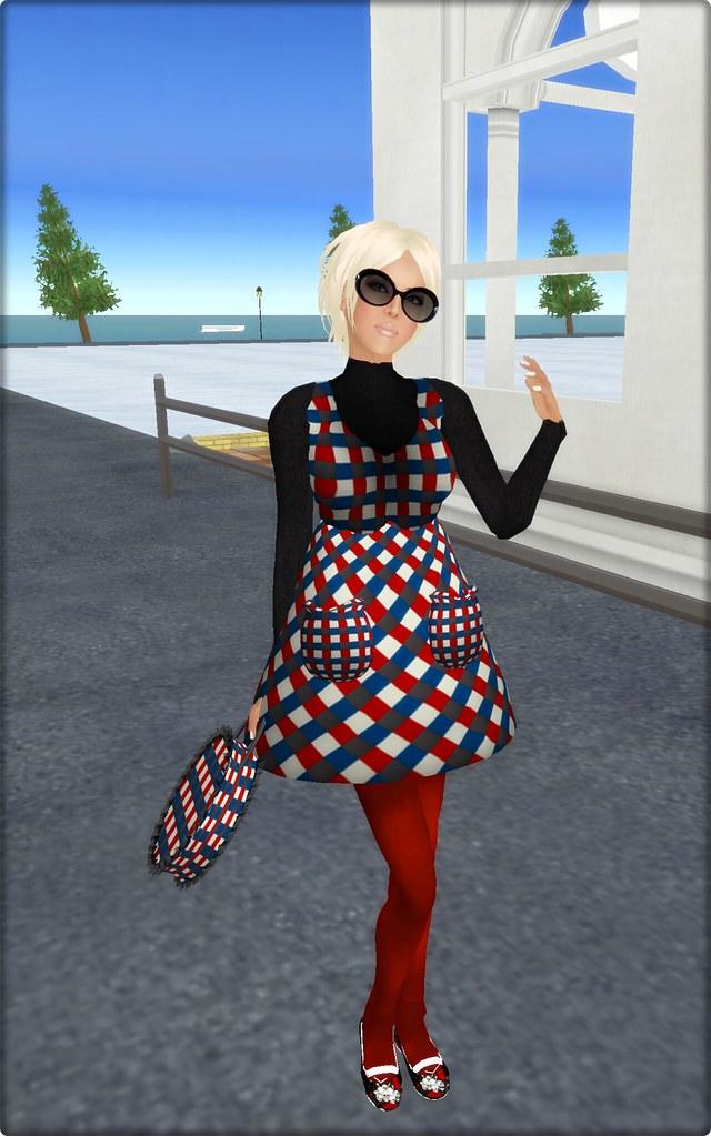 pic.'nostalgic dress'''
