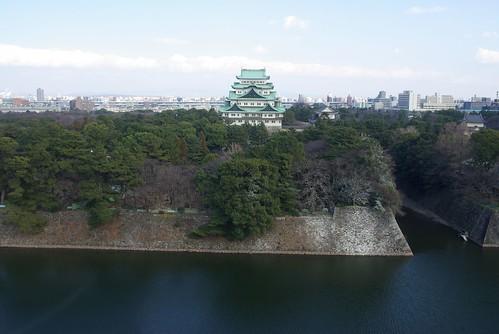 Nagoya catsle