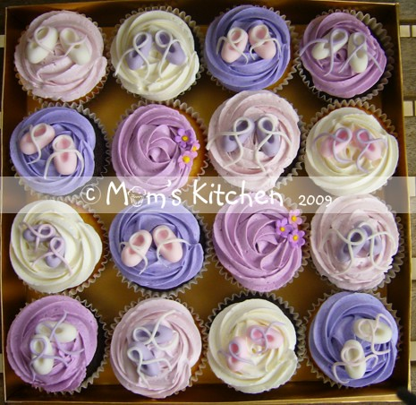 cupcakes-ballet shoes 1