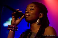 Sabrina Starke @ Noorderslag 2009
