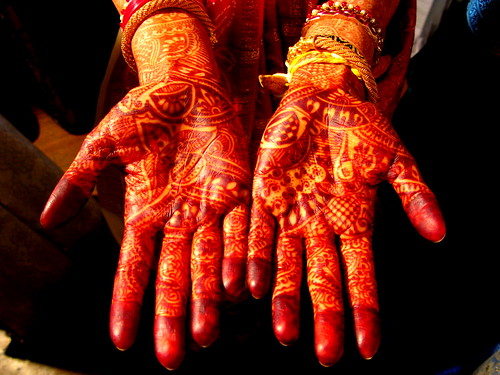 Henna Wedding Decoration, Pune, India