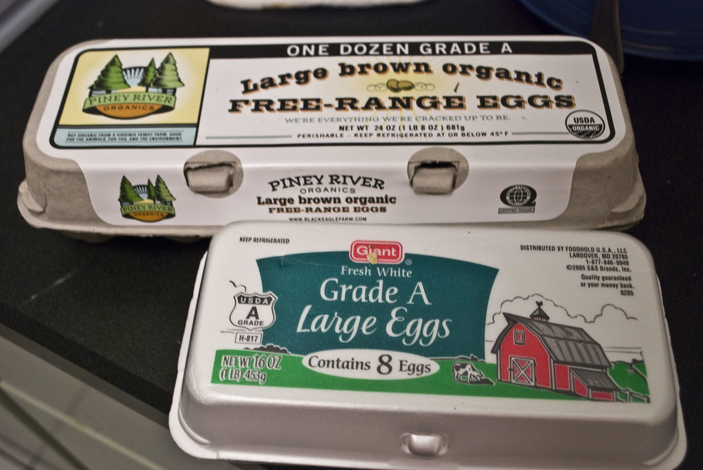 The Great Egg Off: The packaging