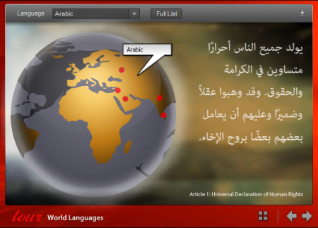 World languages in the Text Layout Framework for Adobe® Flash® Player 10 and Adobe AIR® 1.5