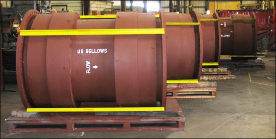 48″ Universal Expansion Joints
