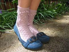 Anna Jarvis Socks