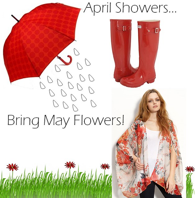 April Showers...
