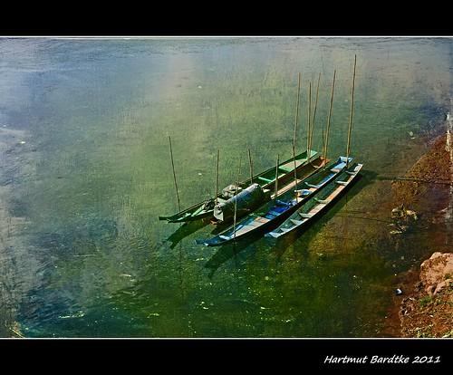 Luang Prabang 5 by Hartmut Bardtke