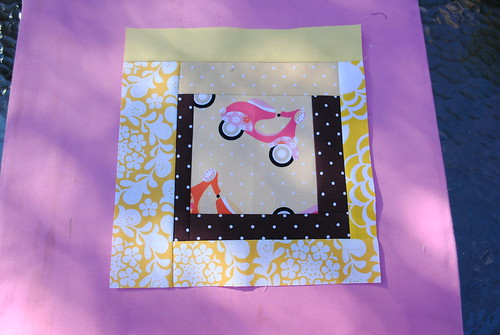 BSPDU ~ May blocks for Emma #1