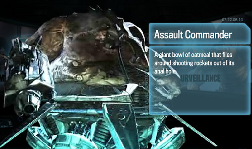 Assault Commander