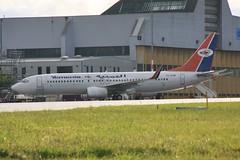 7O-ADM Boeing 737-8Q8/W Yemenia Airlines (elevationair ) Tags: boeing dub airliners 737 dublinairport 738 yemenia eidw ilfc 7oadm yemeniaairlines