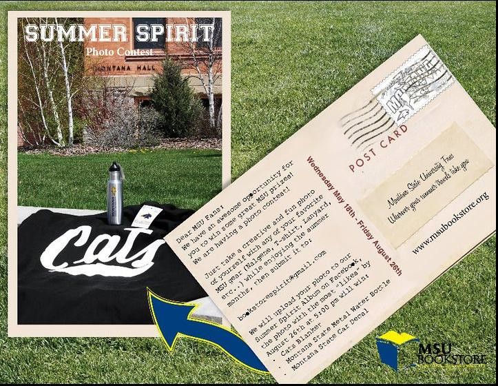 MBS Foreword Online - MSU Summer Spirit Photo Contest