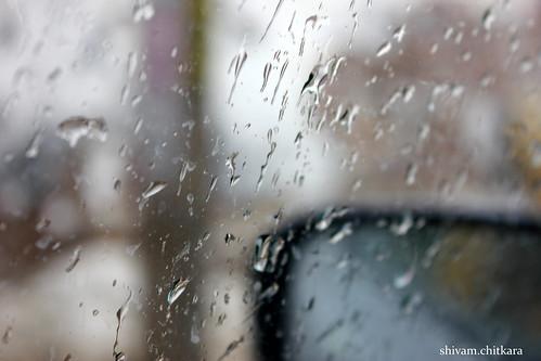 welcome rains