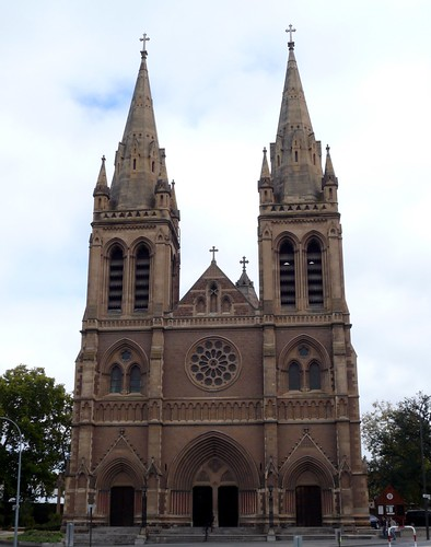 St Peter's Cathedral Adelaide