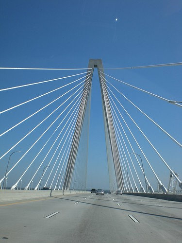 the cooper river bridge
