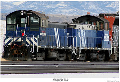 MRL SW1200s 13 & 12 (Robert W. Thomson) Tags: railroad train montana diesel railway trains locomotive trainengine mrl livingston switcher switchengine emd sw1200 montanaraillink sw12 fouraxle endcabswitcher