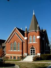 27th Ward Chapel