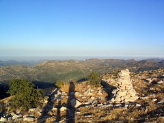 Early morning, Mt. Lykaion