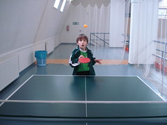 PPP (ping pong player) (neon is loosing everything) Tags: china boy game green ball table concentration kid focus child play young son exhibition gift rocket ping pong talented prokop