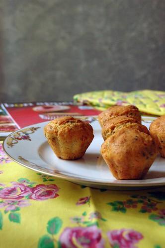 Minicake Robiola di Cocconato e paprika